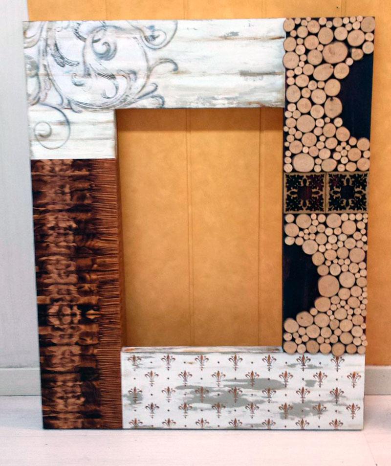 Hazlo Tú | Manualidades Barcelona | Tecnicas sobre madera 1